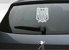 "Vinyl Decal Sticker. Car, Window... Attack on Titan Wings of Freedom (6""x7.5"")"