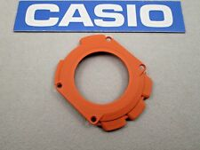Genuine Casio Pathfinder Pro Trek PAG-240 PRG-240 case bottom cover orange