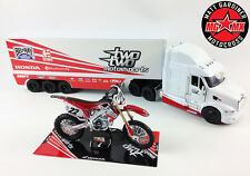 Chad Reed 22 Motorsports GIFT SET Honda CRF450 Motocross Bike / 1:32 Race Truck