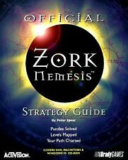 Official Zork Nemesis Strategy Guide (Official Strategy Guides)