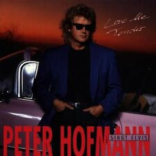 Peter Hofmann Singt Elvis - Love Me Tender / Columbia SONY CD 1992
