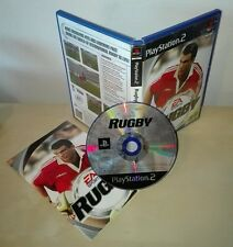 RUGBY Ps2 gioco game Sony PlayStation 2 originale prima stampa EA sports