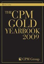 The CPM Gold Yearbook 2009 (Wiley Trading), CPM Group, New Book