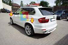 PASSARUOTE PARAFANGHI BMW X5 E70 2006+ SPOILER LATERALI SET 4 PEZZI - PROMOZIONE