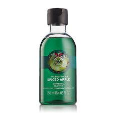 Body Shop ◈ SPICED APPLE ◈ BODY WASH & SHOWER GEL 250ML ◈ Soap-free Lather-rich