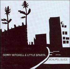 Scalpel Slice by Gerry Mitchell (CD, Feb-2006, Fire Records) (REF BOX 1)