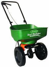 Scotts Spreader Fertilizer Seed Grass Lawn Feed Builder Turf Edgeguard Broadcast