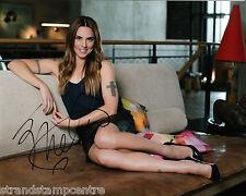 """Melanie Chisholm (Mel 'C') - Colour 10""""x 8"""" Signed 'Pose' Photo - UACC RD223"""