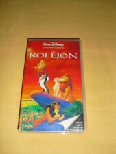 DISNEY VHS Le Roi Lion