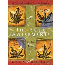 The Four Agreements Practical Guide Personal Freedom by Don Miguel Ruiz | NEW AU