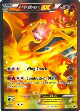 x1 Charizard-EX - XY121 - XY Black Star Promo Pokemon XY Promos M/NM