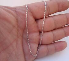 925 STERLING SILVER CHAIN 1.5MM THICK / 24 INCH LONG / LOBSTER LOCK / 4.5 GRAMS