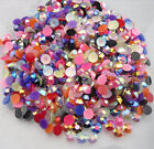 SS20 Jelly color intrigue AB 5mm resin rhinestone mobile beauty nail Art 2500pcs