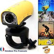 Camera Sport étanche Waterploof  Vidéo HD Mini DV 720P Moto Cross VTT BMX Quad
