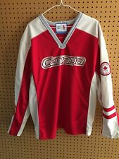 Team Canada 2010 Olympic Hockey Jersey Adult Large