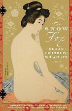 The Snow Fox: A Novel, Schaeffer, Susan Fromberg, Good Book