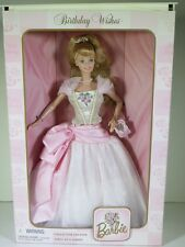 * NIB BARBIE DOLL 1998 BIRTHDAY WISHES FIRST IN SERIES WITH LOOSE LID