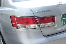 New Chrome Rear Tail Lamp Garnish Molding Trim K548 for Hyundai Sonata 06-10