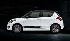 SUZUKI SWIFT PAINT SPLASH EFFECT TEAR EFFECT SIDE DECALS STICKERS