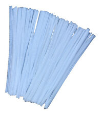 White Pipe Cleaners Chenille Craft Stems x 100 * 30cm x 4mm * FREE UK DELIVERY*