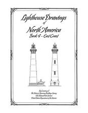 Lighthouse Drawings of North America - Book 4 - East Coast - Architecture