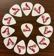 St. Louis Cardinals Guitar Picks