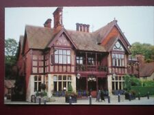 POSTCARD B17 BUCKINGHAMSHIRE FIVE ARROWS PUB WADDESDON