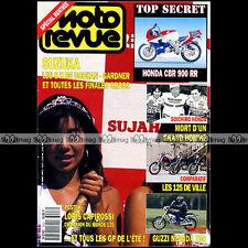 MOTO REVUE N°3003 GUZZI 750 NEVADA HONDA CBR 900 CM 125 YAMAHA SR SUZUKI GN 1991