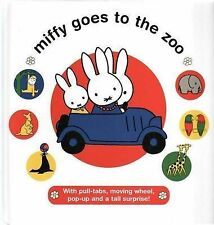 Miffy Goes to the Zoo, Dick Bruna, Excellent