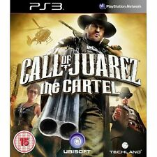 * Call of Juarez The Cartel PS3 Game [PREOWNED]