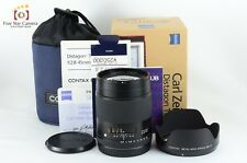 Mint!! CONTAX Carl Zeiss Distagon 45mm f/2.8 T* for 645 with Box from Japan