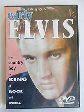 Early ELVIS DVD