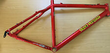 Rock Lobster Team Tig SL Mountain Bike Frame Retro Easton Ultralite Taperwall