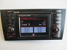Navegación plus Navi radio CD TV RNS audi a6 s6 rs6 4b0035192l