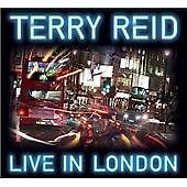 Terry Reid - Live in London - 2xCD - 14 tracks (Live Recording, 2012)