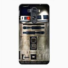 Cover Custodia Rigida per LG G3 Movie R2 D2 paintwork star wars