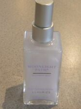 Bath & Body Works Luxuries MOONLIGHT PATH SHIMMER MIST 3.4 oz RARE!!!!