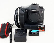 Canon EOS 7D 18.0 MP DSLR Camera Body WITH ONLY 4K SHUTTER COUNT