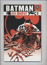 Batman: Bruce wayne: tueur # 2-panini 2003-top