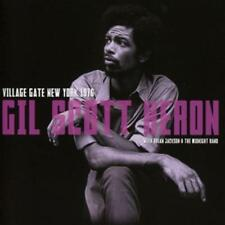 Scott-Heron,Gil - Village Gate NYC 1976 - CD NEU