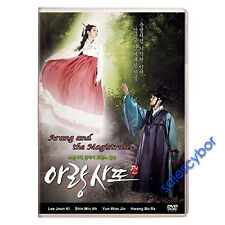 """BUY 5 GET 1 FREE""  Arang and the Magistrate- Korean Drama (5 DVDs) Good English"