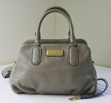 Marc By Marc Jacobs Puma Taupe New Q Baby Groovee Satchel