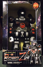 ANIMATED ROBO Z PANTECH WITH BOX ( box has some rips & wear)