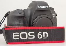 Canon EOS 6D (WG) 20.2MP Digital SLR Camera (Body only) **Excellent Condition**