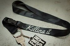 Night Camo Lanyard - NISSAN S13 S14 S15 SKYLINE R33 DRIFT JDM KILLING IT