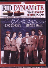 1943 NeW Comedy DvD Kid Dynamite EAST SIDE KIDS *Leo Gorsey *Huntz Hall