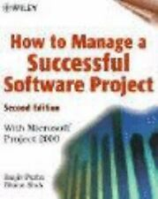 How to Manage a Successful Software Project: With Microsoft(r) Project 2000, 2nd