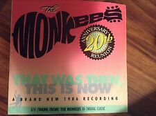 The Monkees- That Was Then,This Is Now-Monkees Theme Unplayed  45 Rpm