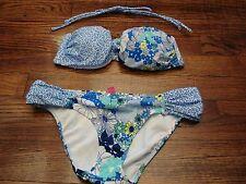 Victoria's Secret Women's Swim Bikini Bandeau XS Small