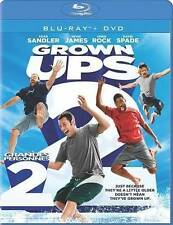 GROWN UPS 2 (Blu-ray/DVD, 2013) New / Factory Sealed / Free Shipping